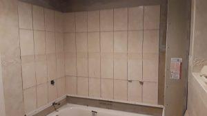 Bathroom Remodeling in Progress